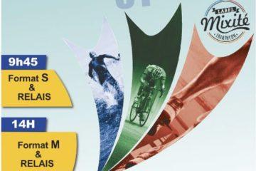 Triathlon pont-Audemer 7 juin 2020